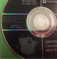 GM Satellite Navigation System CD 15906573U Version 1.0