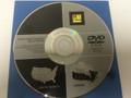 GM Satellite Navigation System CD 15807780 Version 1.10