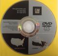 GM Satellite Navigation System CD 15934919 Version 2.0