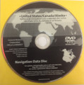 GM Satellite Navigation System CD 25850927U Version 3.00