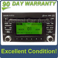 Kia Radio Infinity Stereo 6 Disc CD Changer MP3 Sirius Aux OEM