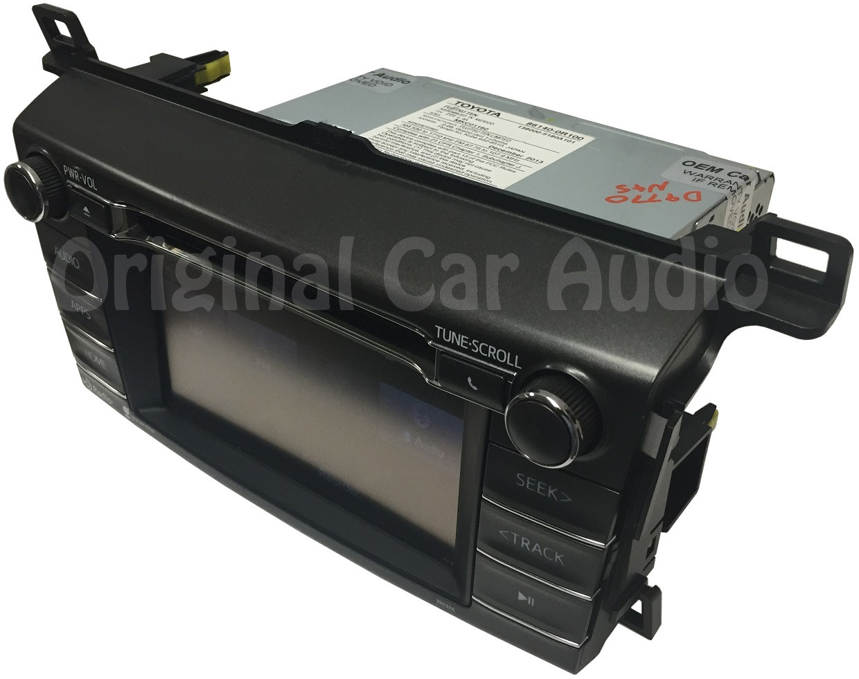 REPAIR YOUR 2014 2015 Toyota Rav4 Touch Screen Non