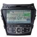 2013 2014 2015 HYUNDAI Santa Fe AM FM XM Radio Navigation Stereo MP3 CD Player