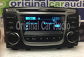 2015 HYUNDAI Accent Factory OEM XM Radio MP3 and CD player