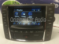 2009 Lexus IS350 (OEM) Navigation Radio AM FM Display Screen With Climate Controls 86111-53290