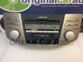 2004 - 2006 Lexus RX330 Radio 6 CD Player RDS Radio 86120-0E010 AP6829