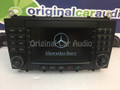 2005 2006 2007 MERCEDES-BENZ C Class OEM  Command Non-Navigation Radio CD Player TYPE 203