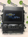 "2014-2016 Chevy Impala 8.4"" MyLink Display Screen Dash Assembly 23151543"
