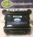 2014 2015 Kia Sorento OEM Infinity Navigation CD MP3 Sirius Bluetooth radio 96560-1UBA3VA, 965601UBA3VA