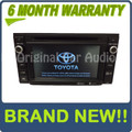 NEW 2014 2015 Toyota Tacoma OEM Entune Navigation GPS JBL AM FM Radio CD Player