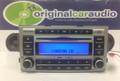 2007 2008 Hyundai Santa Fe OEM AM FM Radio MP3 Satellite Stereo CD Player Receiver