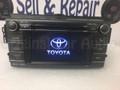 2013 - 2015 Toyota Rav4 OEM AM FM Entune Touch Screen Bluetooth Unit 100072