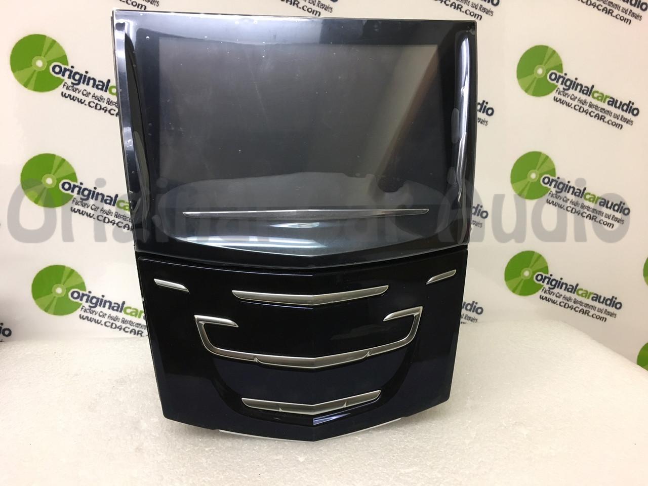 2013 Cadillac Ats For Sale >> REPAIR Cadillac CUE Navigation CUE Radio Nav Touch Screen Control Panel Radio | eBay