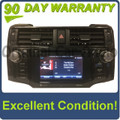 2014-2015 Toyota 4Runner OEM AM FM SAT Bluetooth Touch Screen Gracenote HD Radio