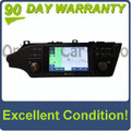 2013 - 2016 Toyota Avalon OEM JBL GPS Navigation Bluetooth MP3 AM FM SAT Radio