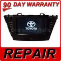 REPAIR YOUR 2014 Prius Toyota JBL Radio Navigation E7034 CD Receiver Tuner OEM