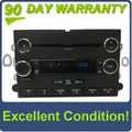 2011 - 2015 Ford F250/350 Super Duty OEM Premium Data Single CD MP3 AM FM SAT Radio