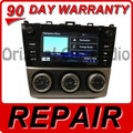 REPAIR 2016 Subaru Crosstrek Impreza OEM Touch Screen Starlink Navigation Radio