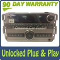 New Unlocked  2008 2009 2010 2011 Buick Lucerne AM FM MP3 Radio 6 CD Player Receiver GM Option Code US9