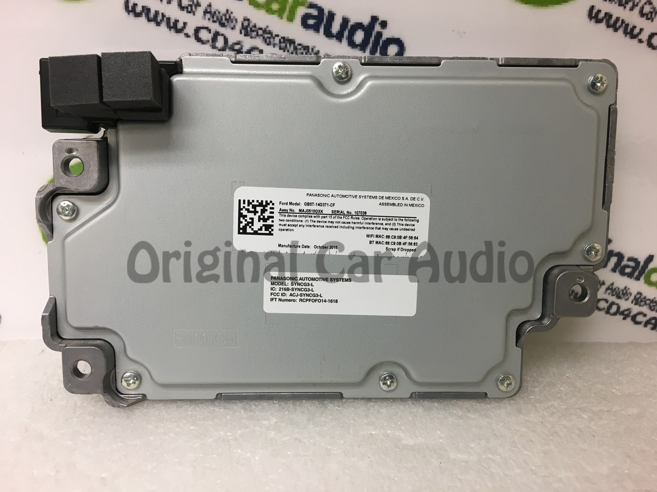 Cl Mustang >> 2015 - 2016 Ford Lincoln Fiesta Mustang OEM Sync Module With GPS Navigation | eBay