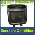 """2011 - 2014 Dodge Journey OEM 8.4"""" Navigation Touch Screen Display Monitor Panel With BEZEL"""