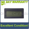 2011 2013 2014 Hyundai Sonata Radio Display Information Screen
