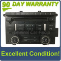 2009 - 2011 Ford F150 Raptor OEM 6 CD Radio Control Panel Complete FACEPLATE