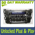 Cadillac DTS Radio MP3 6 Disc CD Changer Player GMC Stereo