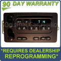 Chevrolet Chevy Cavalier Radio CD Player Stereo Receiver OEM