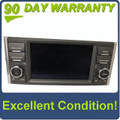 2010 - 2012 Land Rover Range Rover HSE OEM Touch Screen Navigation Radio Display Screen Monitor