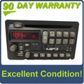 2002 - 2005  Pontiac Grand Am Sunfire OEM Single CD AM FM MP3 Radio Receiver