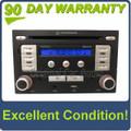 1998 - 2005 Volkswagen VW Golf Jetta Eurovan OEM AM FM Sat Bluetooth Radio CD Receiver