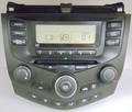 2003 2004 2005 2006 2007 Honda Accord Radio CD Player 2AC1