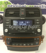 HR Acura TSX XM Radio CD Changer Auxiliary Input - 2004 acura tsx aux input