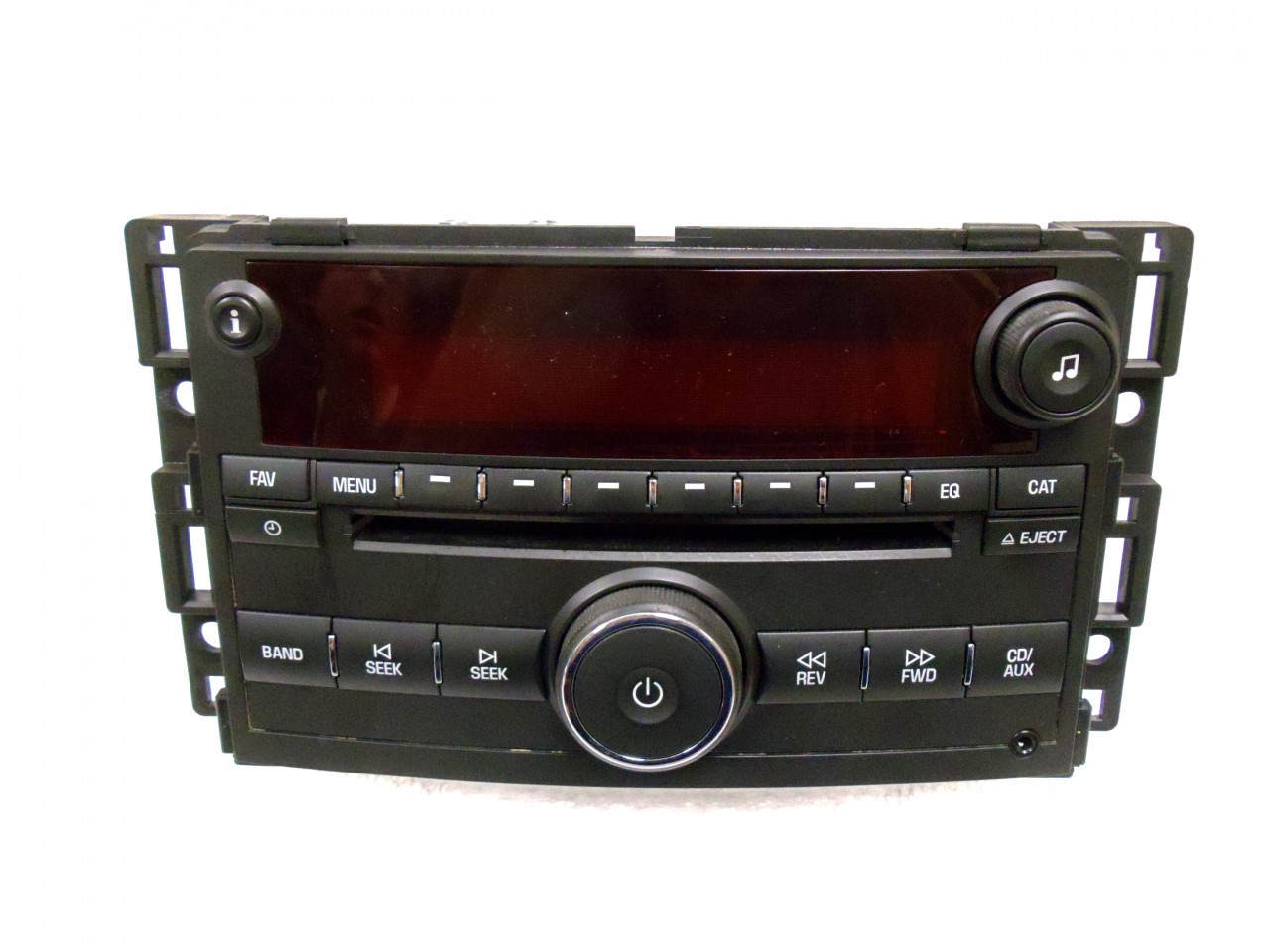 06 07 saturn ion vue radio mp3 cd player factory oem stereo. Black Bedroom Furniture Sets. Home Design Ideas