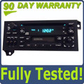 Used 96 97 98 99 2000 01 Jeep Dodge Chrysler Radio Cassette and CD Player Ch102