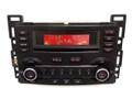 Pontiac Radio Stereo 6 Disc Changer CD Player Receiver OEM