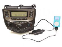 Honda IPod IPhone IPad Interface Auxiliary Input Audio Adapter - 2003 acura tl aux input