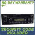 Honda Civic Radio and CD Player 1998 1999 2000 01 02 03 04 2005