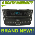 Chevy Malibu Radio Receiver CD Player AUX Stereo OEM