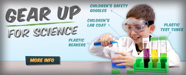 Gear Up for Science!