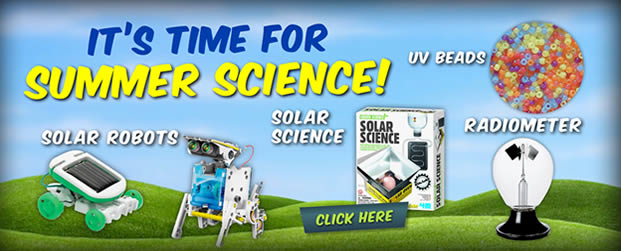 Are You Ready for Summer Science?