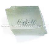 Calcite Cube Sample