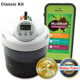 MudWatt - Electricity From Mud!