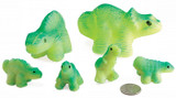 Large Growing Dinosaurs (Pack of 6)