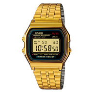 Casio Gold Plated Vintage Unisex Watch A159WGEA-1D A159WGEA