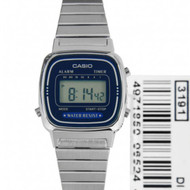 Casio Watch LA670WA-2DF