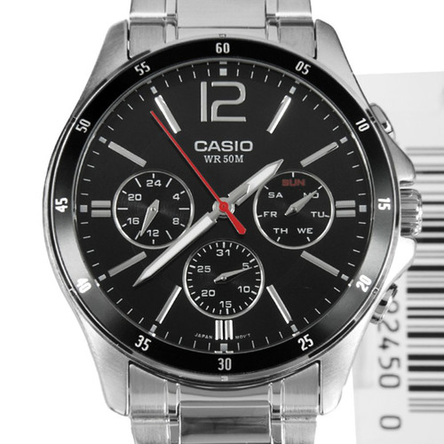 Casio Watch MTP-1374D-1AVDF