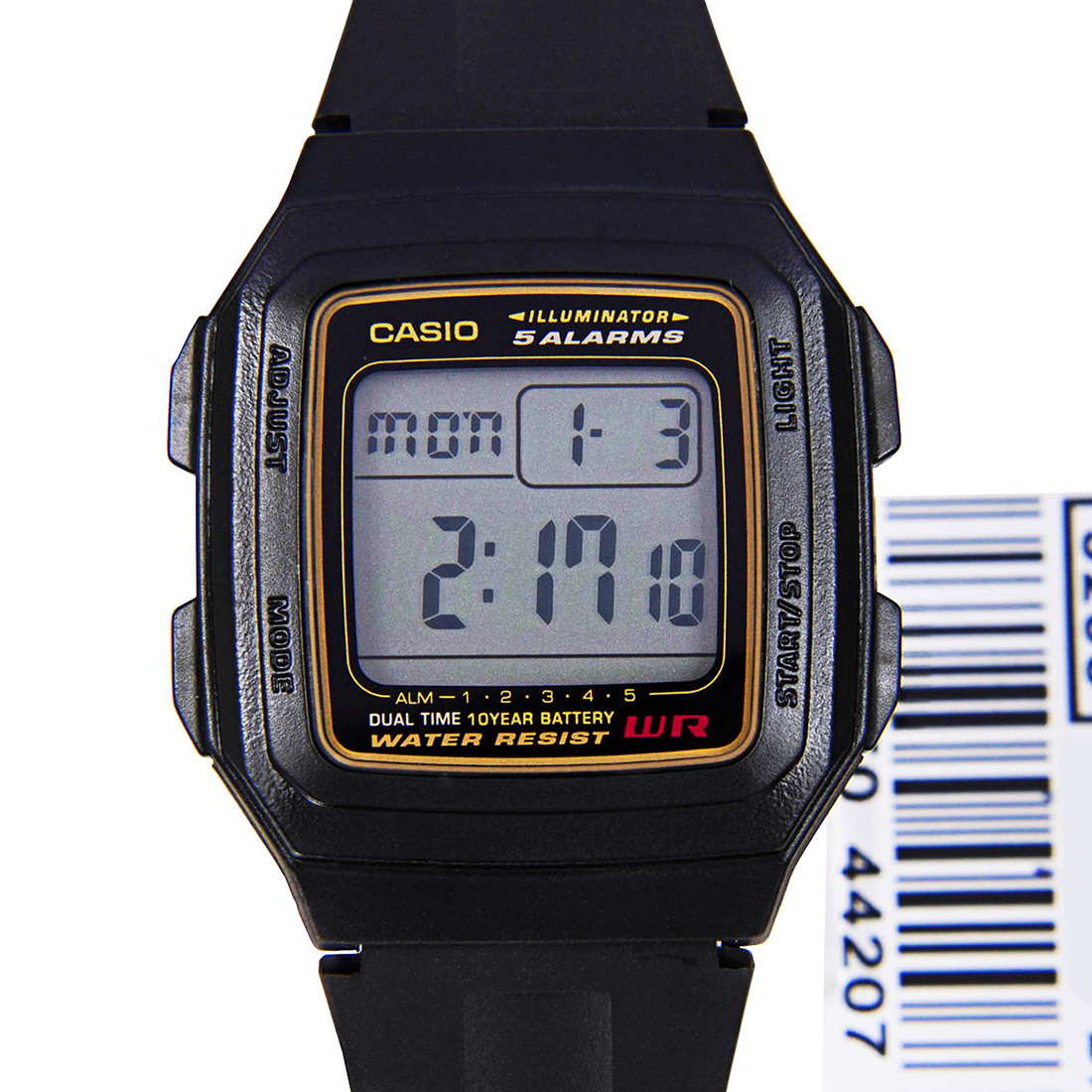 Casio Watch F-201WA-9A
