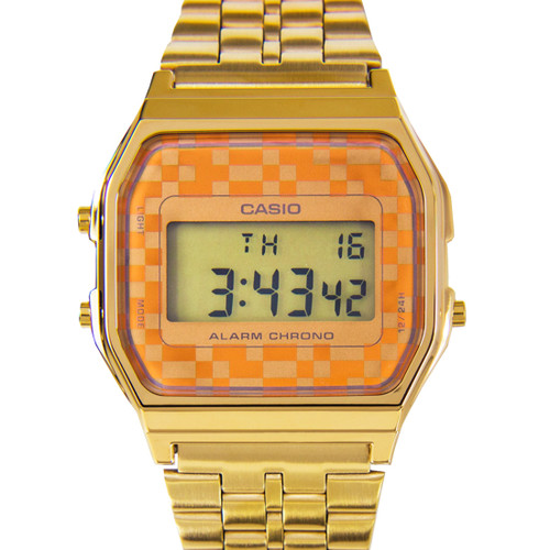 Casio Vintage Digital Quartz Mens Watch A159WGEA-9ADF